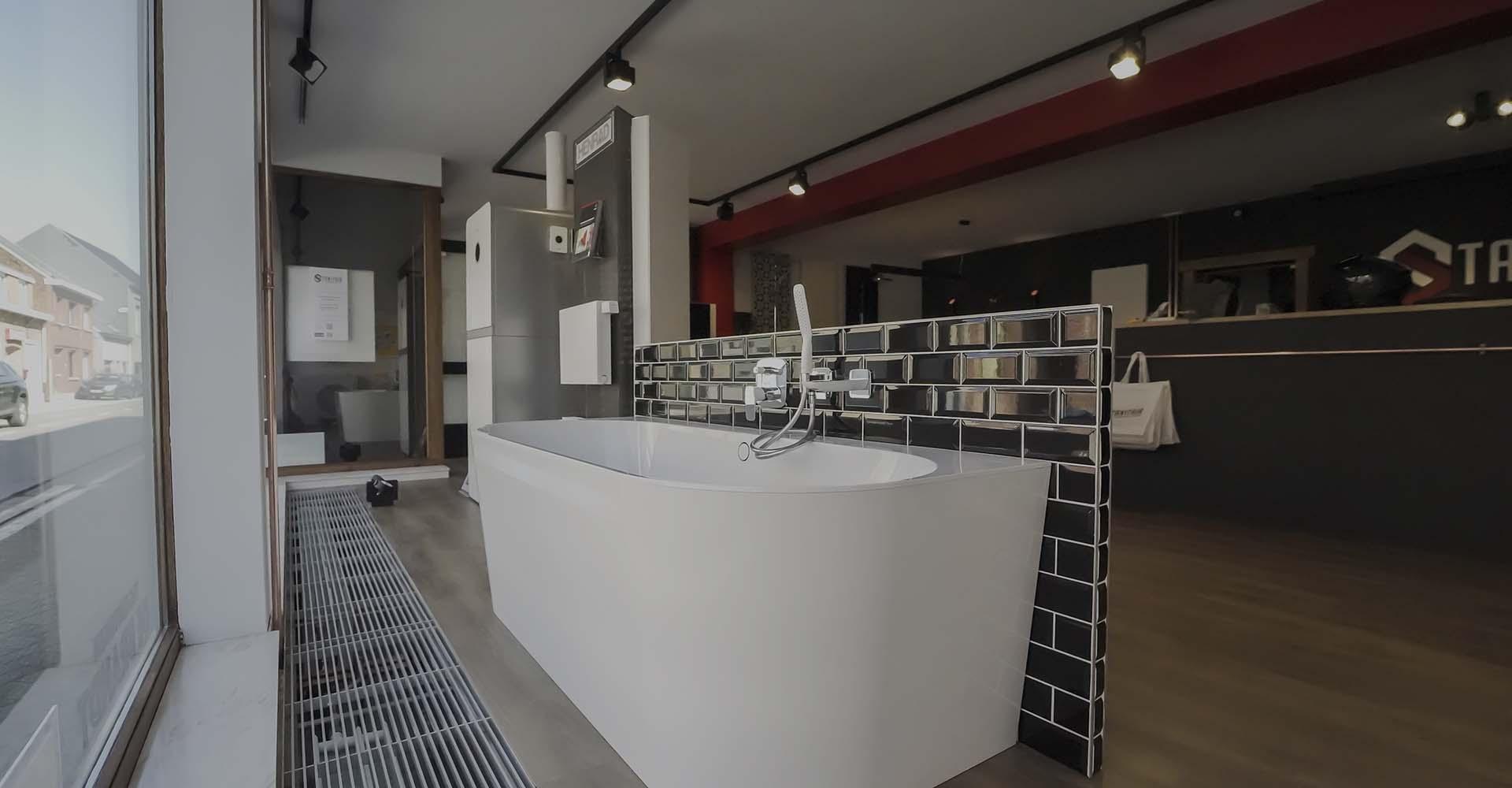 badkamer toonzaal stanitair buggenhout